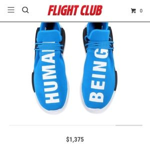 brand new 19438 ce8c5 Adidas Human Race by Pharrell